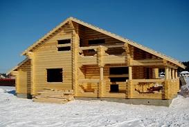 проекты домов из оцилиндрованного бревна продажа.
