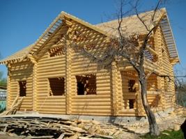 Современные интерьеры деревянного дома