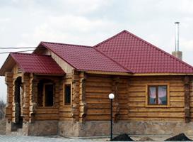 Для двускатной крыши гидроизоляция